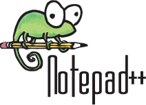 Notepadplusplus Editor zum Java Script lernen