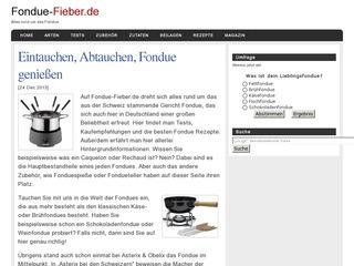 fondue-fieber