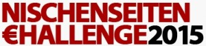 nischenseiten challenge 2015 zweite woche