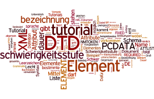 dtd document type definition tutorial