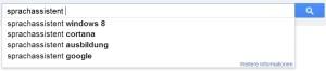 sprachassistent google